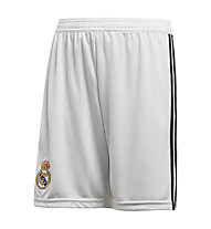 adidas Short Home Replica Real Madrid Jr. - pantaloni calcio - bambino, White