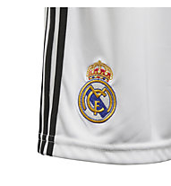adidas Short Home Replica Real Madrid Jr. 2018  - Fußballhose - Kinder, White
