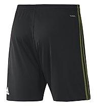 Adidas Short Third Replica Juventus - Fußball Shorts, Black/Green