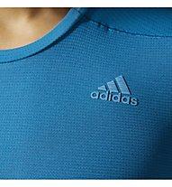Adidas Supernova - Laufshirt Langarm - Herren, Blue