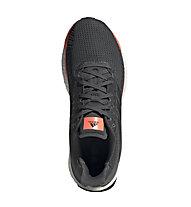 adidas Solarboost 19 - Laufschuh Neutral - Herren, Black/Grey