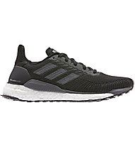 adidas Solarboost 19 - Laufschuh Neutral - Damen, Dark Grey