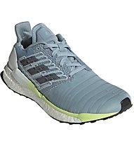 adidas Solar Boost - scarpe running neutre - donna, Light Blue