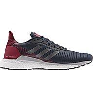 adidas Solar Glide 19 - scarpe running neutre - uomo, Blue/Red