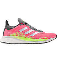 adidas Solar Glide ST 3 - scarpe running stabili - donna, Pink/Green