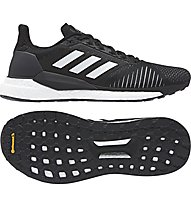 adidas Solar Glide ST - scarpe running stabili - uomo, Black