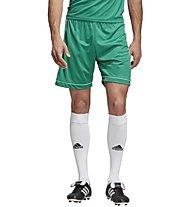adidas Squad 17 - pantaloni corti calcio - uomo, Green