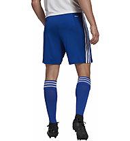 adidas Squad 21 - Fussballhose - Herren, Light Blue