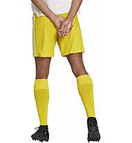 adidas Squad 21 - pantaloncini calcio - uomo, Yellow