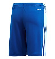 adidas Squad 21 - pantaloni corti calcio - bambino, Blue