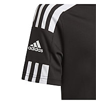 adidas Squadra 21 - Fussballshirt - Kinder, Black