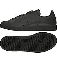 Adidas Originals Stan Smith Turnschuh Halle, Black
