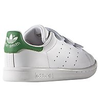 Adidas Originals Stan Smiths CF - Sneaker - Kinder, White/Green