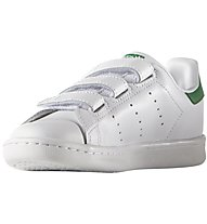 adidas Originals Stan Smith CF C - sneakers - bambino, White/Green
