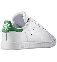 adidas Originals Stan Smith - sneakers - bambino, White/Green