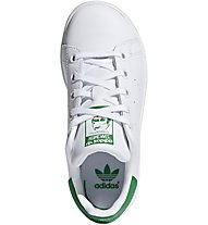 adidas Originals Stan Smith - sneakers - bambino, White/Green