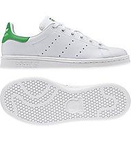 adidas Originals Stan Smith J - sneakers - bambino, White