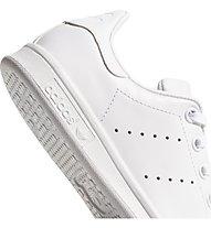 Adidas Originals Stan Smith J - Sneaker - Kinder, White