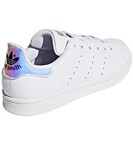 adidas Originals Stan Smith Jr. - Sneaker - Kinder, White/Multicolor