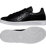 Adidas Originals Stan Smith scarpa ginnastica donna, Black