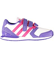 Adidas Streetrun CF K, Purple/White