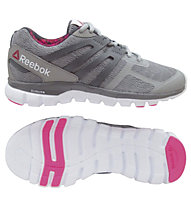 Reebok Sublite XT Cushion GP MT scarpa running donna, Grey/Pink