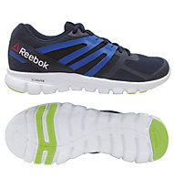 Reebok Sublite XT Cushion MT scarpa da ginnastica, Blue/Navy