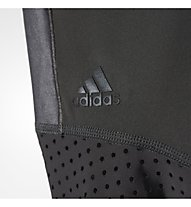 Adidas Supernova 3/4 Tight W - pantaloni corti running donna, Black