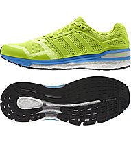 Adidas Supernova Sequence Boost 8 scarpa running, Green