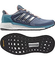 Adidas Supernova+ W - Stabilitätsschuh - Damen, Light Blue/Black