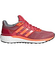 Adidas Supernova W - neutraler Laufschuh - Damen, Red