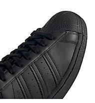 adidas Originals Superstar - sneakers - uomo, Black/Black