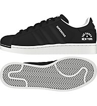 Adidas Originals Superstar Beckenbauer Sneaker Herren, Black/Black/White