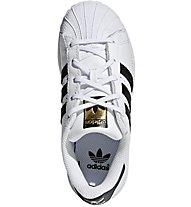 adidas Originals Superstar Foundation - sneakers - Kinder, White
