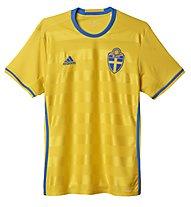 Adidas Nazionale Svezia EURO 2016 - maglia calcio - uomo, Yellow