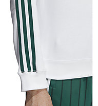 adidas Originals Sweater - Sweatshirt - Damen, White/Green