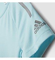Adidas Training Cool - T-Shirt - Mädchen, Turquoise