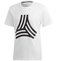 adidas TAN Graphic Cotton - T-Shirt, White