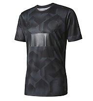 Adidas Tango Cage Jersey - Fußballtrikot, Black