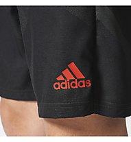 Adidas Tanf W Shorts - Fußballhose - Herren, Black