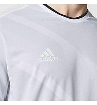 adidas Tango Future Training JSY - Fußballtrainingstrikot, White/Black
