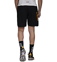 adidas Terrex Agravic All.Around Short - Laufhose kurz - Herren, Black
