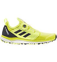adidas Terrex Agravic Boa - scarpe trail running - uomo, Yellow