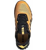 adidas Terrex Agravic Flow - Trailrunningschuhe - Herren, Orange