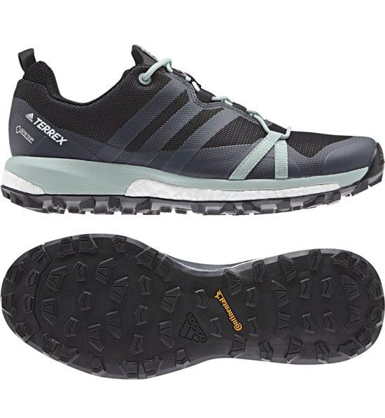 Damen Sportschuhe Adidas Performance Terrex Agravic Trail