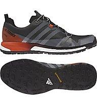 Adidas Terrex Agravic GTX - scarpe trail running - uomo, Grey