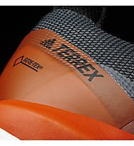 Adidas Terrex Agravic GTX - Trailrunningschuh - Herren, Grey