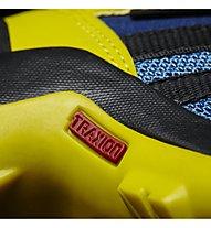 adidas Terrex Ax2R Mid - Trekking- und Wanderschuh - Kinder, Blue