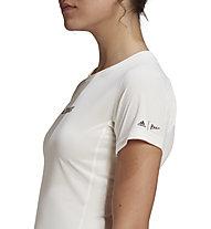 adidas Terrex Parley Agravic TR Allround - maglia trail running - donna, White