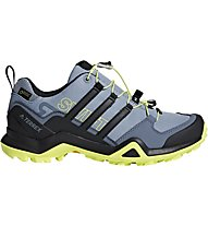 the latest 8fb2c 5c34a adidas Terrex Swift R2 - GORE-TEX scarpa trail running - donna, Grey